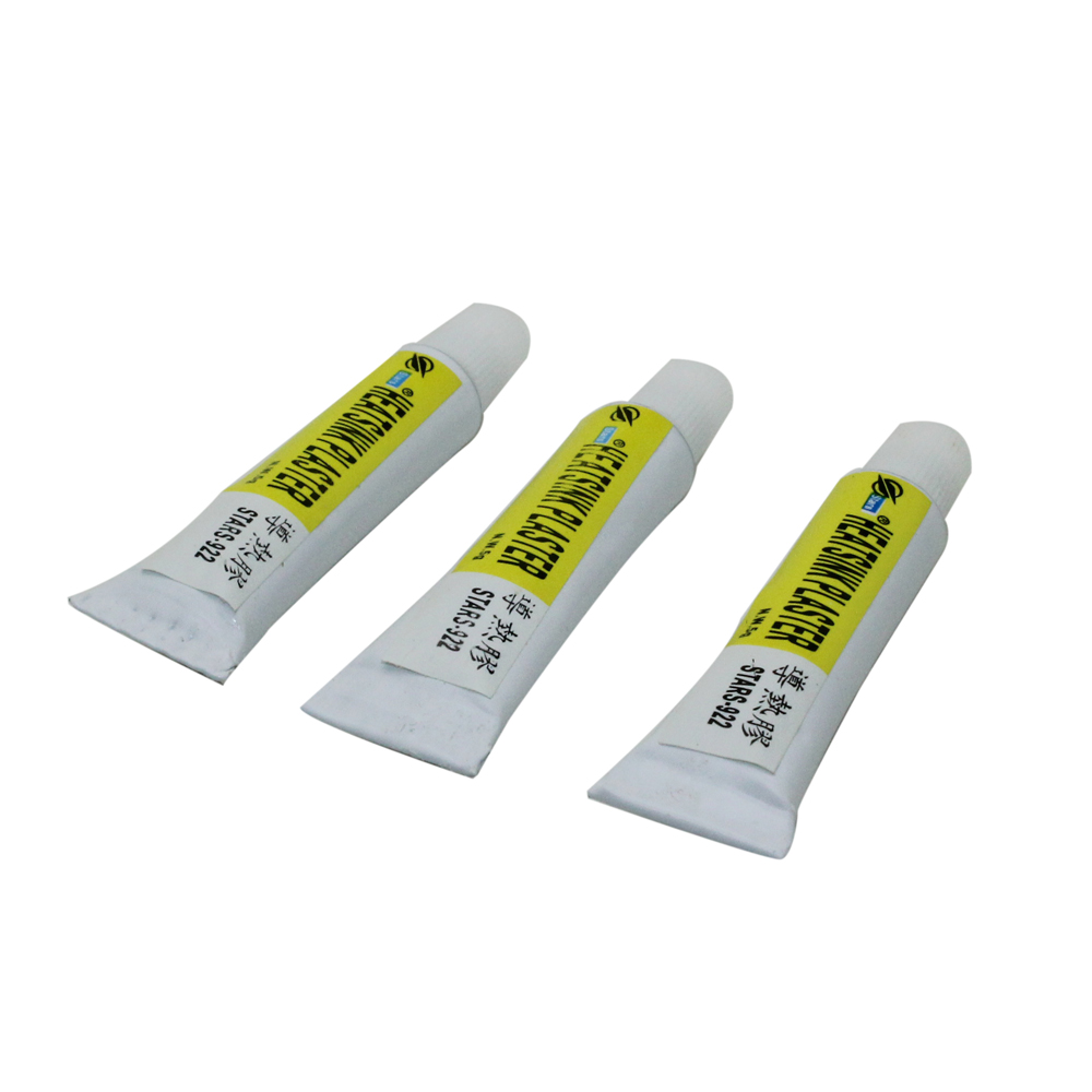3 pièces x 5g Pads Thermiques Radiateur Conducteur Plâtre Visqueux Colle Adhésive Pour Puce VGA RAM LED IC radiateur de refroidissement