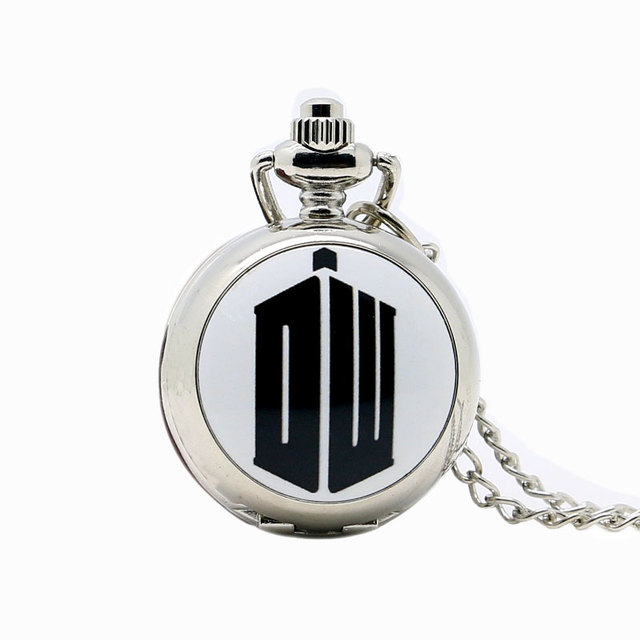 New arrive uk movie theme doctor who pocket watch quartz little new arrive uk movie theme doctor who pocket watch quartz little pendant watches gift for men mozeypictures Images