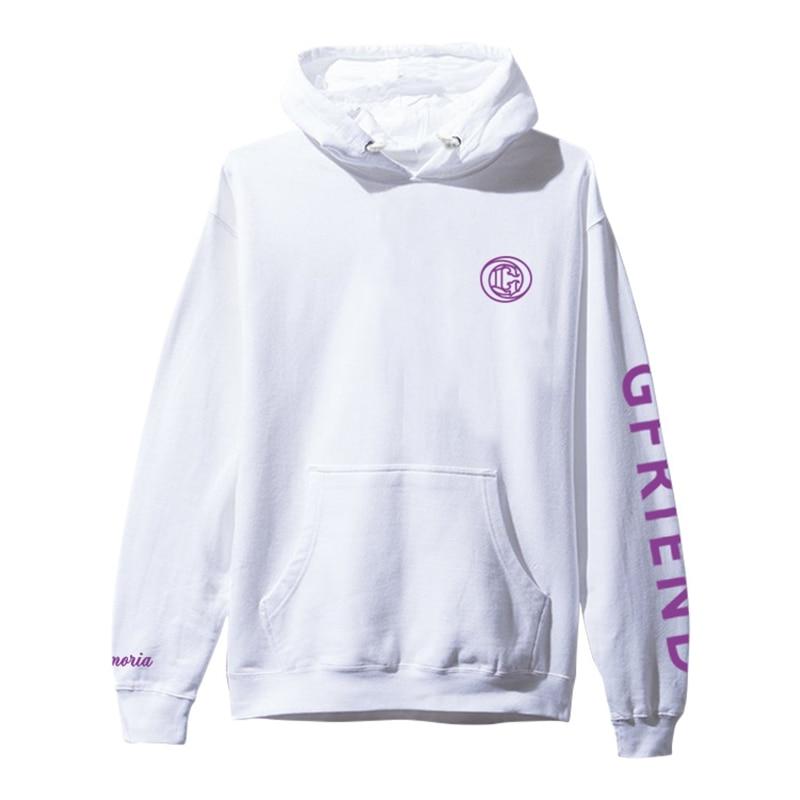 Kpop GFRIEND Cap Hoodie sweatshirts Women Men Jumper Pullover unisex hoody sweatshirt Fans Gift New (2)