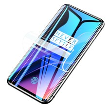 Front Back Full Cover Soft Screen Protector For Oneplus 6T 1+6T Hydrogel Film For Oneplus 7 pro 1+7 pro(Not Glass)