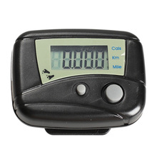 Steps clip-on run calorie distance walking step counter pedometer electronic lcd
