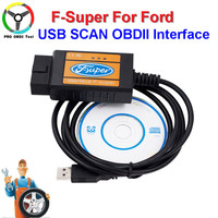 2017 Newest For Ford F Super For Ford Gasoline Diesel Car Can Clear Manufacturer Specific Trouble