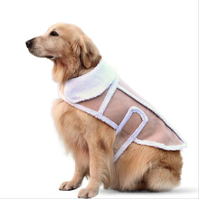 High Quality Waterproof Warm Large Dog  Puppy Dog  Coats Jackets  Pet Clothes For Big Dog Autumn Winter Clothes For Pet