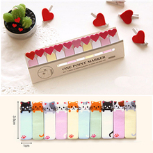 Mini Cartoon Animals Panda Cat Memo Pad Sticky Notes Lovely Kawaii Memo Notebook Stationery School Supplies Note Paper Stickers