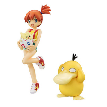 Figurines Pokemon Ondine Psykokwak
