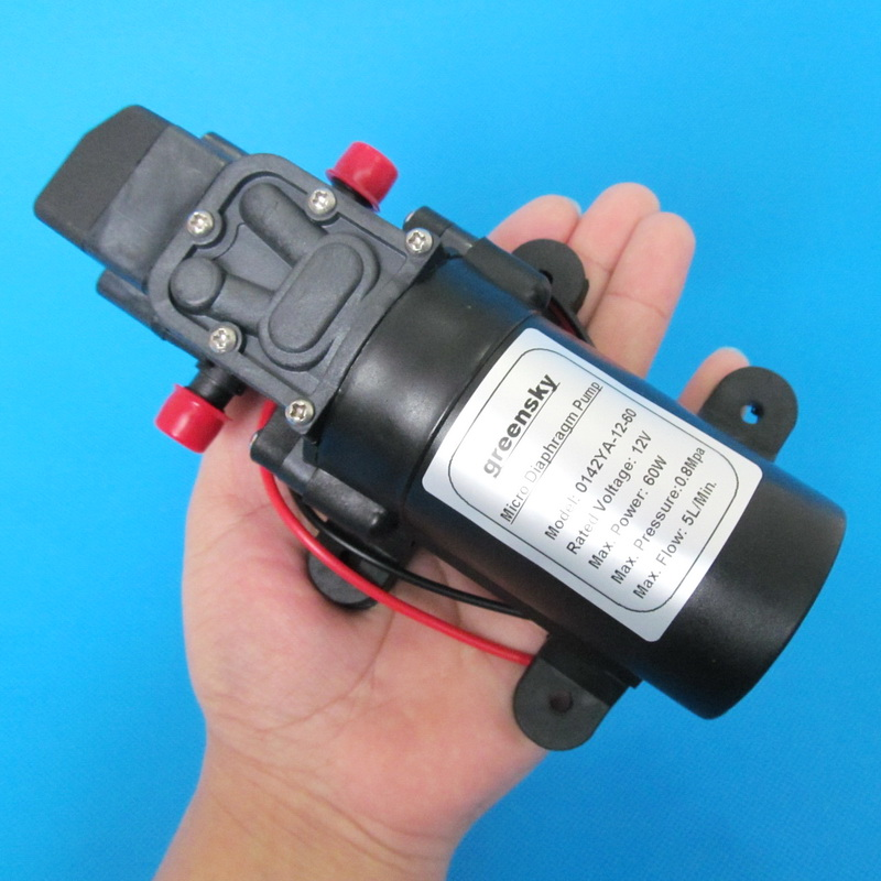 pump Week's DC12V micro