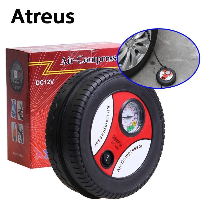 Atreus Car Tire Inflation Pump Tire pressure <font><b>monitoring</b></font> for BMW e46 e39 e60 e90 e36 Mini cooper Audi a4 b6 a3 a6 c5 b8 b7 1pcs