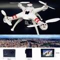 Оригинал X16 Гонки RC Drone Безщеточный Дронов с FPV wi-fi Камера HD/FHD 1080 P 12Mp Дрон RC Quadcopter 2.4 ГГц 4CH Вертолет
