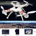 Original X16 Racing RC Drone Sin Escobillas Drones FPV con wifi Cámara HD/FHD 1080 P 12Mp Dron RC Quadcopter 2.4 Ghz 4CH Helicóptero
