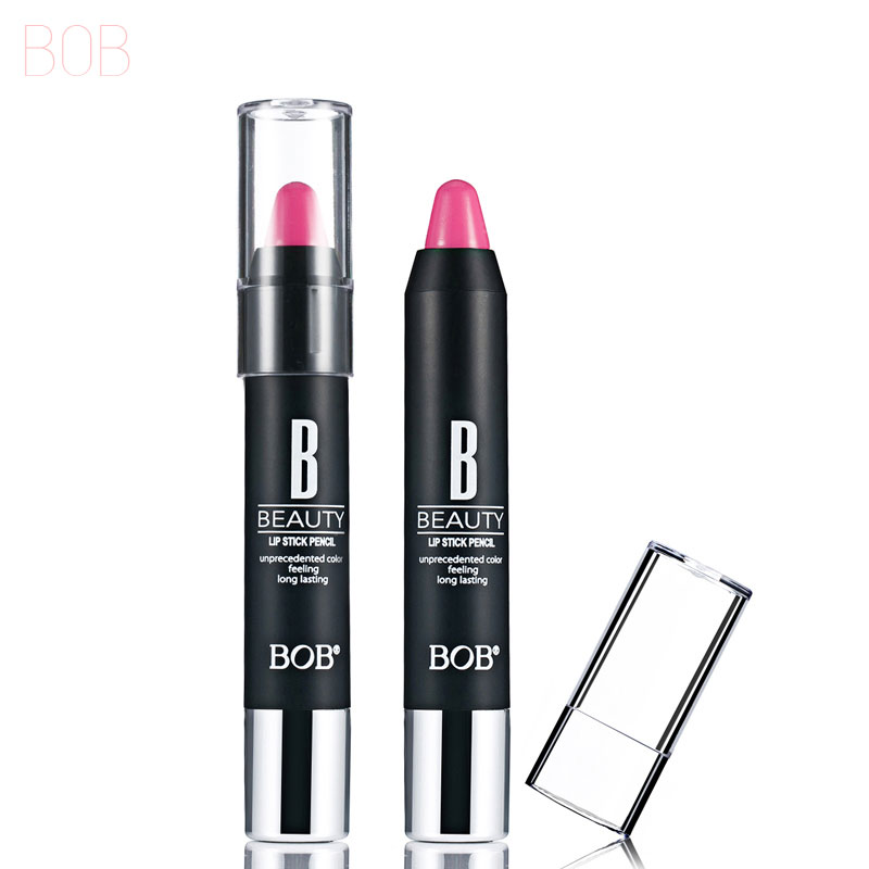 V5 Lips Makeup 12 Colors Lipsticks Makeup Long-lasting Waterproof Lip stick Cosmetics Brand By BOB