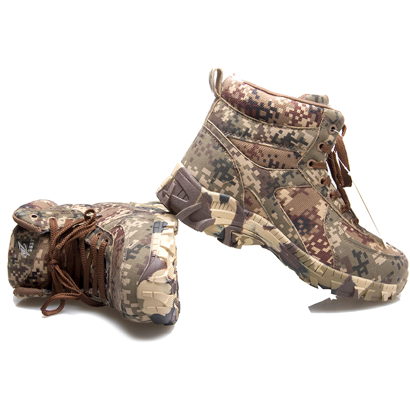 De En Camouflage Bottes Bot Pour Combat Homme Militaire Doublure Style D'hiver Coton Laine Chaud Pure Chaussures Hommes Wool CRXq8wP