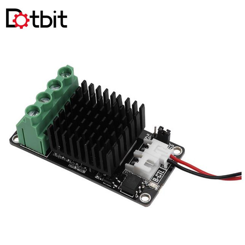 30A Heating-controller MKS MOSFET for 3D Printer Heatbed Extruder MOS Module New