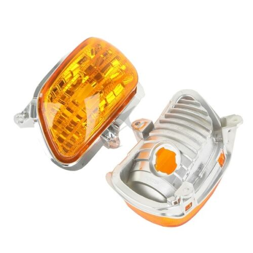 Image 5 - Motorcycle Front Turn Signal Light Lens Shell For Honda Goldwing GL 1800 2001 2015 2014 2008 2009