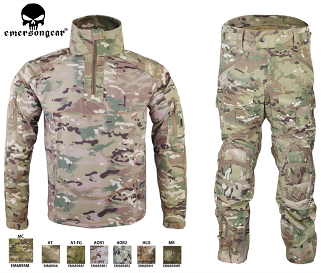 Discount 2019 NEW  riot camouflage suits ( Multicam)free shipping Is the lowest price