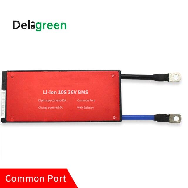 16 s 17 s 80A PCM/PCB/BMS für 60 v lithium LiPO 18650 batterie pack ...