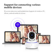 1080P IP Camera Wireless Home Security IP Camera