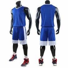 Новинка, высокое качество, мужской баскетбольный набор, Униформа, комплекты, спортивная одежда, детские баскетбольные майки, детские спортивные костюмы для колледжа, сделай сам, на заказ