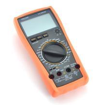 Цифровой Мультиметр VC9808 + 3 1/2 с DCV ACV DCA АСА Сопротивление Индуктивность Емкость Частота Измерения Большой ЖК-Дисплей