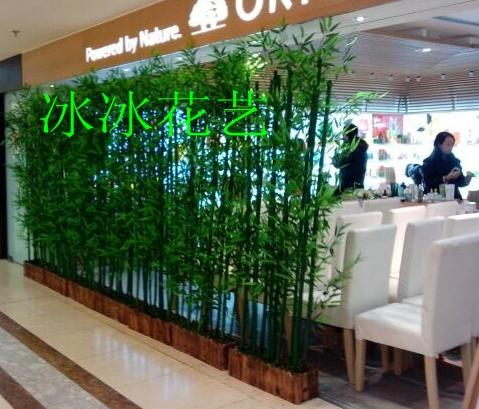 Artificial Bamboo Tree Screen Tyres2c