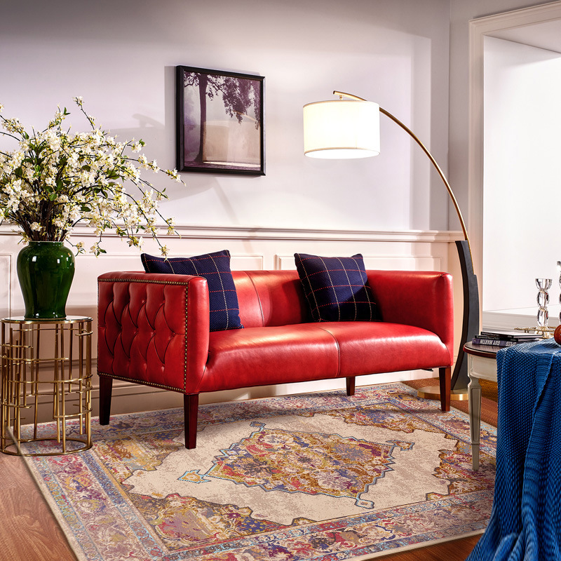 Home idyllic American rugs and carpets for home living room sofa bedroom full bedside Kid Room Area Pad entry anti-skid pad softHome idyllic American rugs and carpets for home living room sofa bedroom full bedside Kid Room Area Pad entry anti-skid pad soft