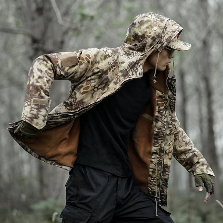 2017 Softshell M-65 Winter G8 ECWCS softshell jacket men Windbreaker tactical softshell field jacket Coat winter military jacket dunlop sp winter ice 02 205 65 r15 94t