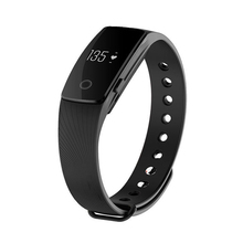 Bluetooth Смарт Наручные Часы-Телефон Браслет Heart Rate Monitor Фитнес Tracker Черный