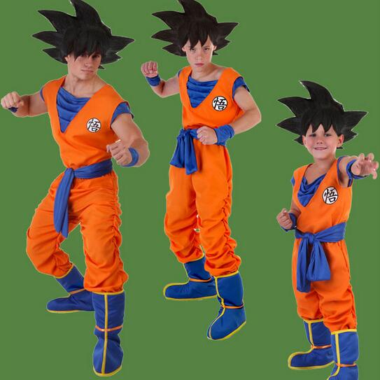 quick view select options · 2018 anese anime dragon ball goku cosplay costume kids cute goku outfits costumes kid abult pa ...  sc 1 st  Best Kids Costumes & Goku Kid Costume - Best Kids Costumes