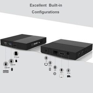 Image 3 - Caixa de tv smart a95x f2 2020, 4gb de ram, 32gb de armazenamento, caixa de suporte, set 4k, 9.0 reprodutor de mídias do google play netflix youtube