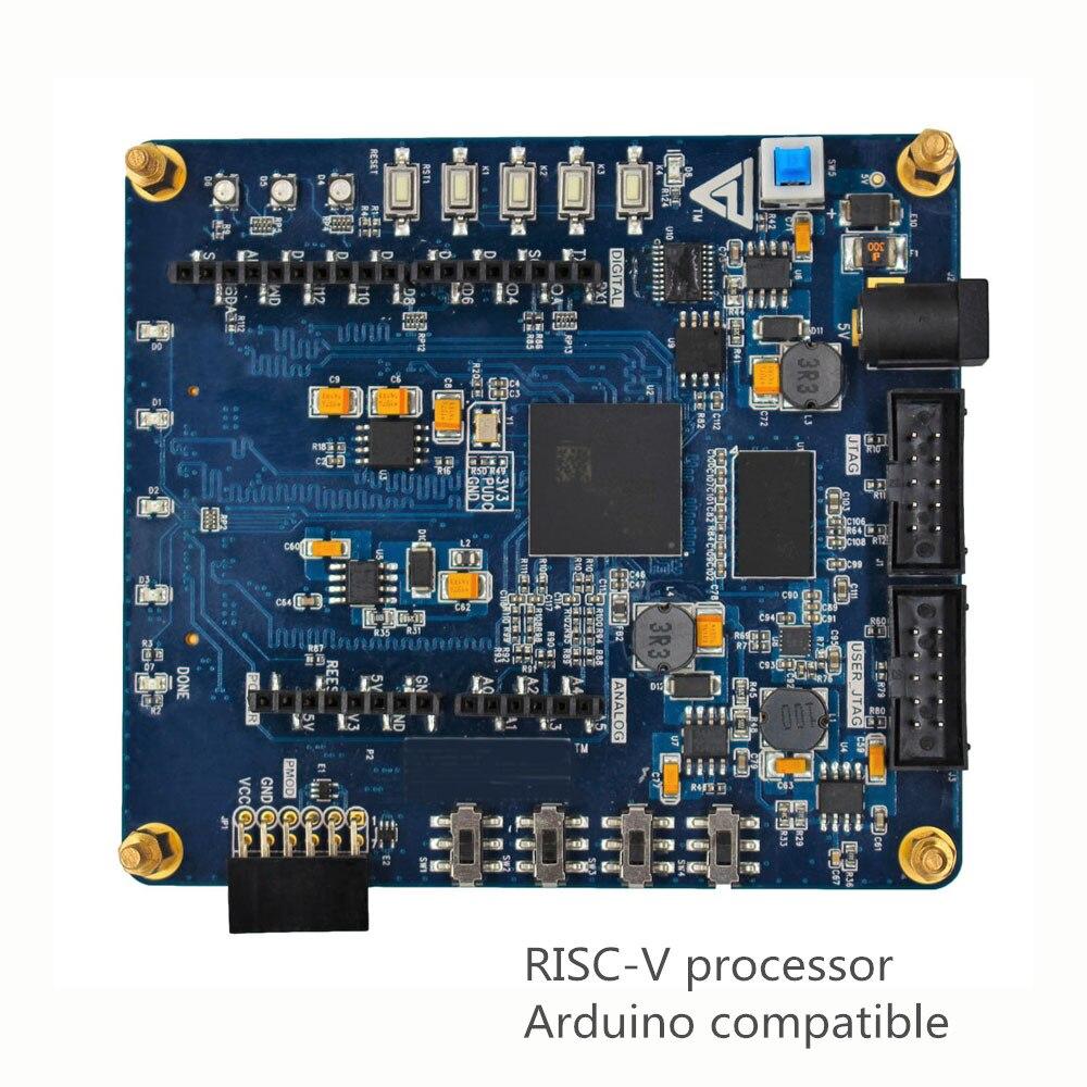 Xilinx FPGA Artix7 Artix-7 XC7A35T XC7A50T conseil de développement prise en charge RISCV RISC-V jeu d'instructions Architecture Arduino