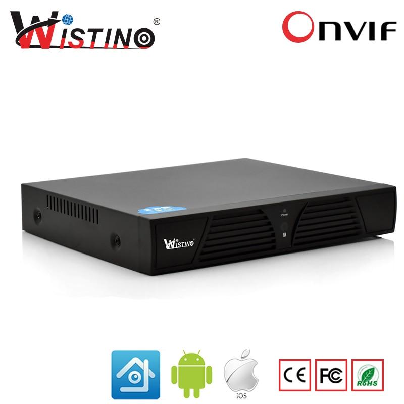 стоимость  CCTV Security NVR HD 1080P 4CH 8CH 16CH Network Video Recorder H.264 HDMI/VGA Video Output Support Onvif P2P Cloud service XMEYE  в интернет-магазинах
