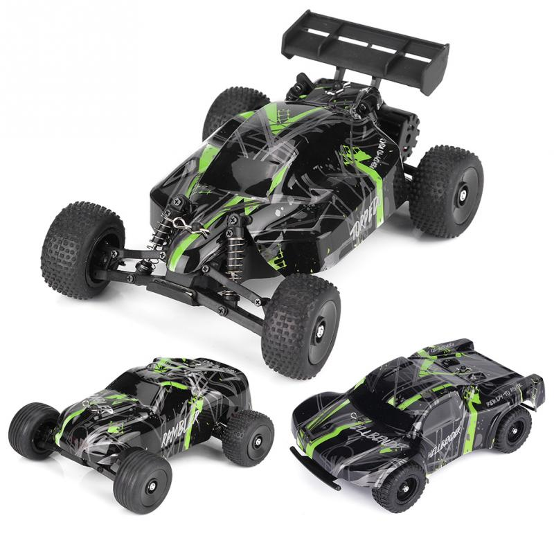 1 32 RC Car Toy High Speed Racing Crawler Climbing Remote Control Car 12km h Off