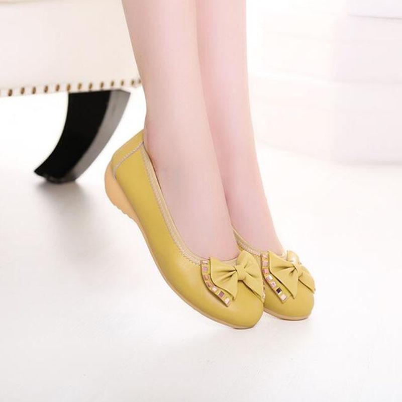 Cuero Ii Tacón Las Shoescasual azul Black Mocasines Slip Mujer naranja amarillo Calzado 2019 De red On Pisos Bajo Conducción Zapatos 90z Mujeres Suave blanco aPFIwAznIq