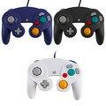 New Game Controller Gamepad Joystick para Nintendo GameCube Para Wii de Platina