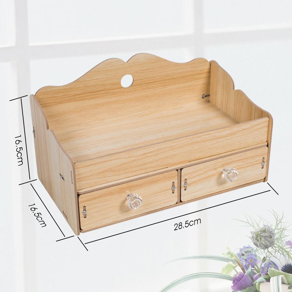HECARE Νέο ξύλινο κουτί κοσμήματος - Οργάνωση και αποθήκευση στο σπίτι - Φωτογραφία 2