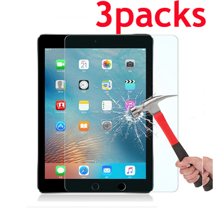 3 embalagens de vidro temperado protetor de tela para Huawei mediapad T1 T2 T3 T5 M3 M5 M6 8.4 7.0 8.0 9.6 10.8 Matepad T10 T 8 T10s 10.4
