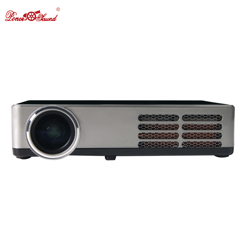 Poner Saund Full Hd New Mini Projector Proyector Led Lcd: Poner Saund Android4.2 Projector Full HD Mini Smart