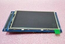 Свободный Корабль 5 шт./лот 3.3 В 64 К цвет 3.2 inch TFT ЖК-экран с сенсорным 16 бит Параллельный 240*400 Цветной ЖК-ДИСПЛЕЙ ILI9327 с SD слот