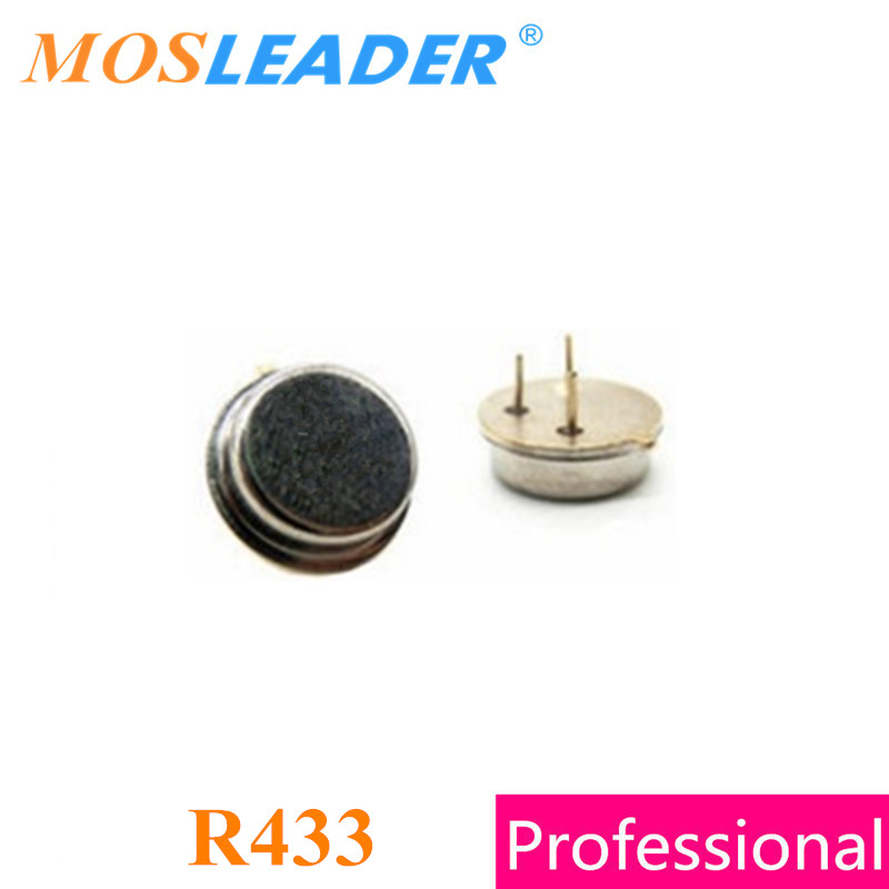 Mosleader R433 TO39 500PCS R433A DIP3 R433 92MHZ R433M Made in China High quality