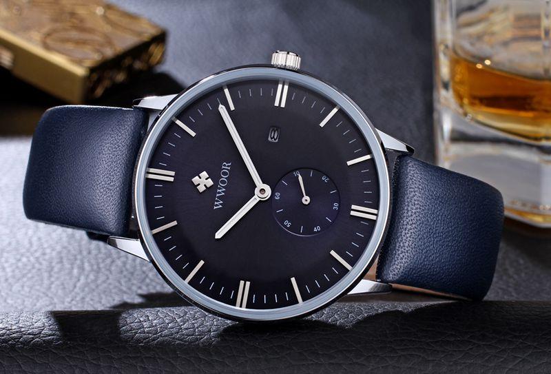 Lige Mode Männer Uhren Männlichen Top Marke Luxus Quarzuhr Männer Beiläufige Dünne Kleid Wasserdicht Sport Armbanduhr Relogio Masculino üBerlegene Materialien Uhren