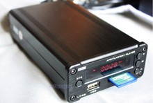 100%New 80w*2+ 2 Channel APE FLAC Lossless musi player + digital TDA7498 amp Amplifier all-in-one machine