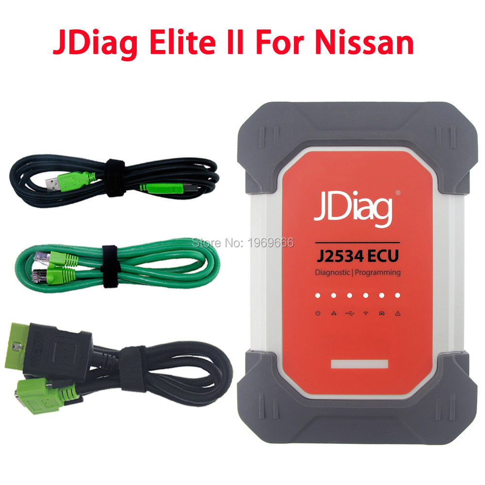 Reprogramming Nissan Intelligent Key Car Maintenance Console Cover Elgrand E51 Fuse Box Wlan Jdiag Elite Ii For Wifi Auto Diagnostic Rhaliexpress