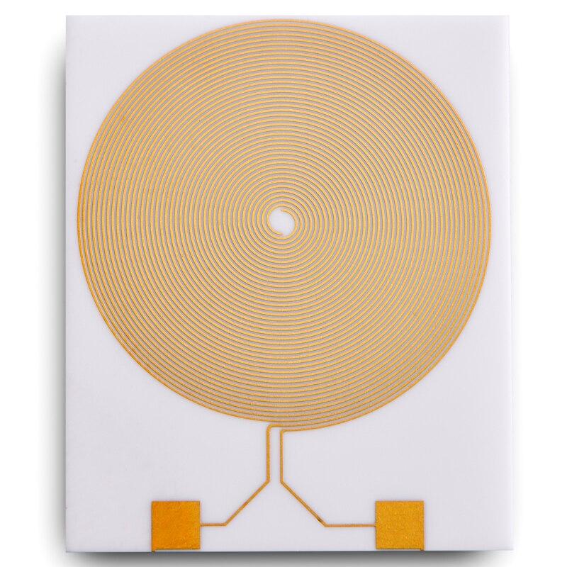 Межцифровой электрод DPC мембранная схема для IDAM керамическая печатная плата круглый электрод 0.3A 0,2 V биометрический датчик