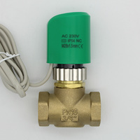 2 Way Valve NO NC 230v Normally Open Close Electric Thermal Actuator For Manifold Underfloor Radiator