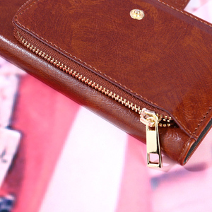 Image 4 - PU Leather Flip Wallet Phone Case For OPPO A9 A91 A8 A5 AX5 AX5S F15 A31 2020 K3 Stand Back Cover Realme X50 3i 3 Pro X C1 C2