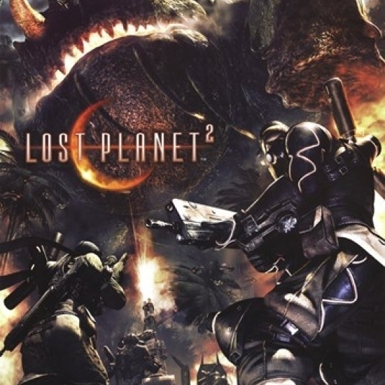 Lost Planet 2 Laminated Poster (24 x 36)