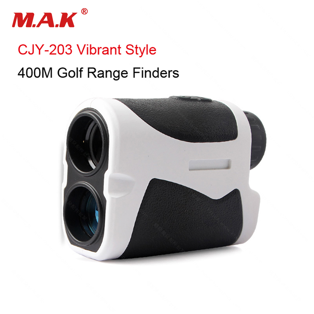 Telescope Laser Rangefinder 6X Monocular Telescope 3-400M Eyepiece Focus Laser Distance Measuring for Golf Hunting