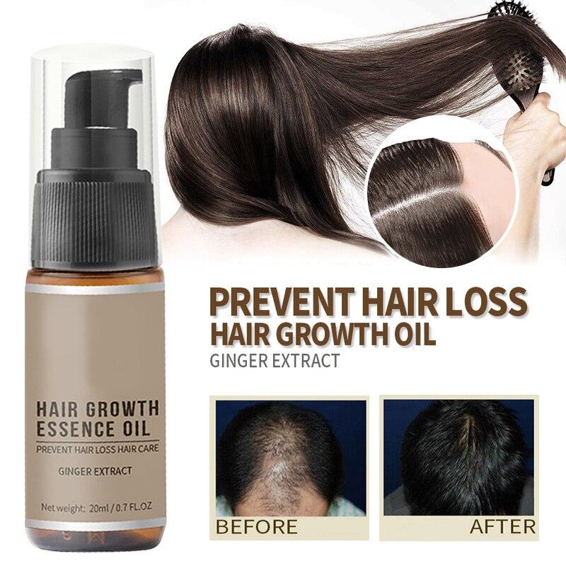 Effektive Haar Wachstum Essenz Erhöhen Ernährung Schützen Anlage Haar Wachstum Flüssigkeit Schönheit Haarpflege Haar Wachstum Flüssigkeit