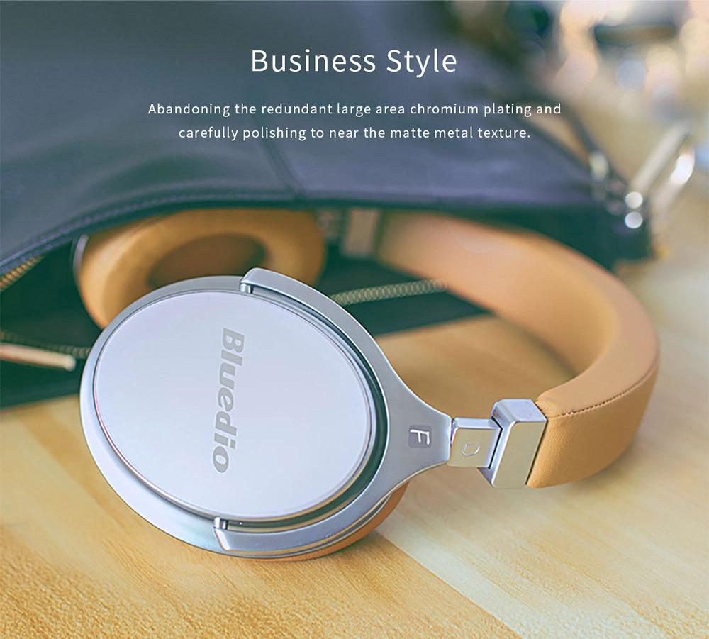 2 Bluedio F2 ANC Bluetooth Headphones in Pakistan by www.brandtech.pk