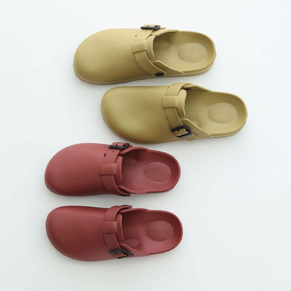 Lizeruee Summer Women Slippers Nurse Clogs Accessories Medical Footwear Orthopedic Shoes Diabetic Clog EVA Light Weight CS576 3