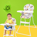 2016 Fashional Popular Highchairs Portable Folding Multifunctional Baby Dinning Chair For 7-36 Month Baby Use